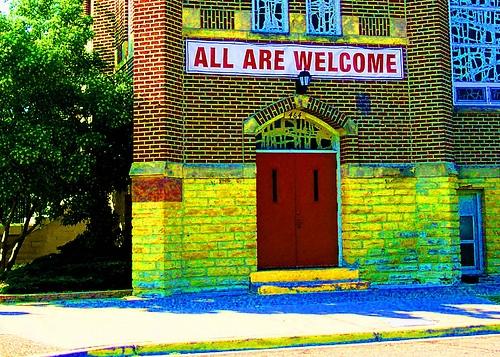 Velkommen skal du være